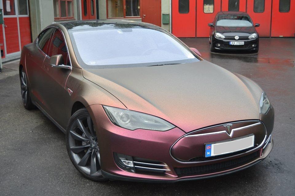 Helfoliering av bil, car wrapping - Dekorprodukter : 3M Norge